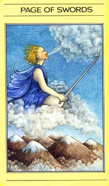 Journey in 78 Steps: Mythic Tarot Deck